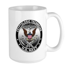 USN Cryptologic Technician Ea Mug