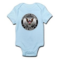 USN Cryptologic Technician Ea Infant Bodysuit