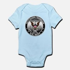USN Cryptologic Technician Ea Infant Bodysuit