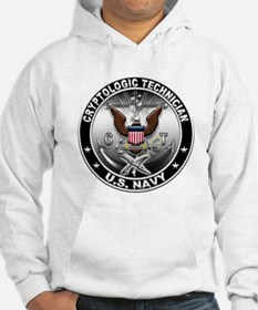 USN Cryptologic Technician Ea Jumper Hoody