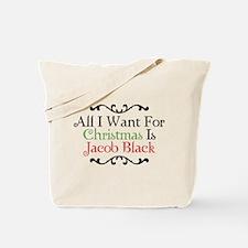 Jacob Black Christmas 2 Tote Bag