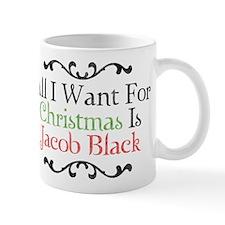 Jacob Black Christmas 2 Mug