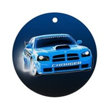 Charger Drift Ornament (Round)