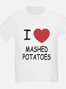 I heart mashed potatoes T-Shirt