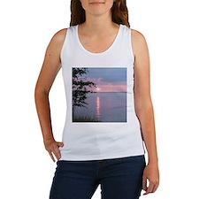 Sunset Lake Superior Women's Tank Top