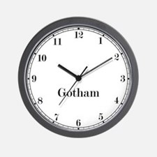 Gotham Classic Newsroom Wall Clock