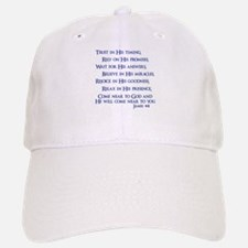 James 4:8 Baseball Baseball Cap