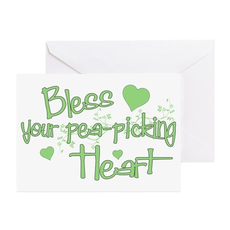 Bless Your Heart Greeting Cards (Pk of 10)