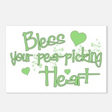 Bless Your Heart Postcards (Package of 8)