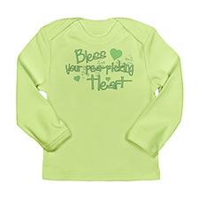 Bless Your Heart Long Sleeve Infant T-Shirt