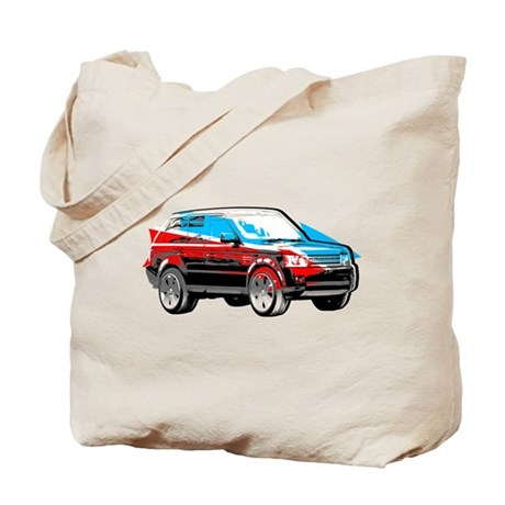 Rover Style Tote Bag