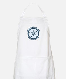 Nantucket MA - Sand Dollar Design Apron