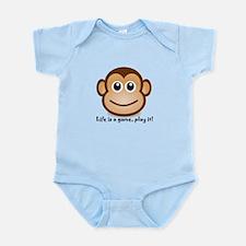 Unique Life is cool Infant Bodysuit