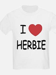 I heart herbie T-Shirt