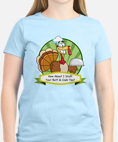 Turkey Butt T-Shirt