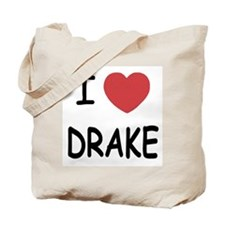 I heart drake Tote Bag