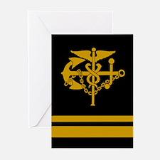USPHS Lieutenant (jg)<BR> Six Greeting Cards