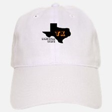 TX LONE STAR STATE Baseball Baseball Cap