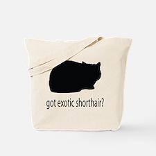 Got exotic shorthair? Tote Bag