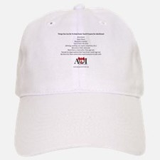 Things You Can Do to Help Foster Youth Baseball Baseball Cap