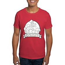 Turkey Butt (BW) T-Shirt