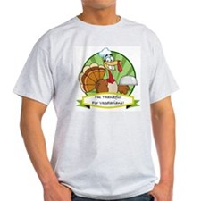 Thanksgiving Vegetarians T-Shirt