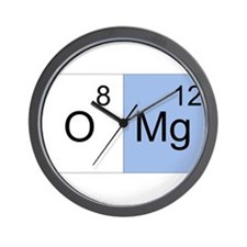 Periodic Table Design (Oh My Wall Clock