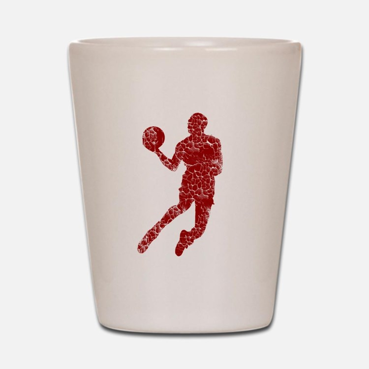 Worn, Air Jordan Shot Glass