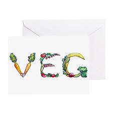Recent Vegetarian or Vegan Greeting Card