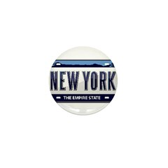 NEW YORK EMPIRE STATE Mini Button (10 pack)