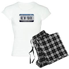 NEW YORK EMPIRE STATE Pajamas