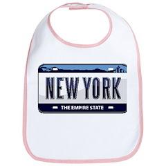 NEW YORK EMPIRE STATE Bib