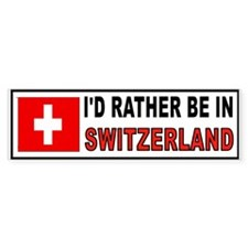 Funny Swiss army knife Bumper Sticker