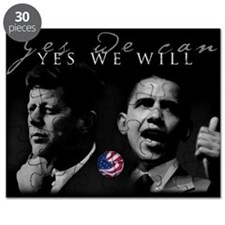 Cute Yes we can Puzzle