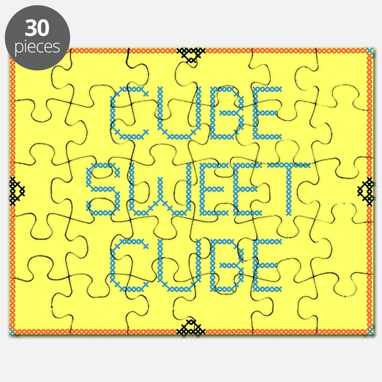 Cube Sweet Cube Puzzle