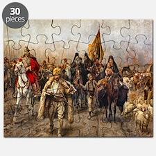Great Migration Puzzle
