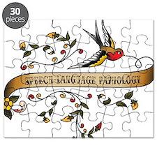Speech-Language Pathology Scroll Puzzle