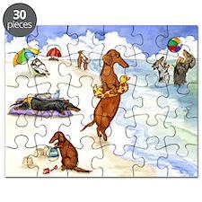 Dog Beach Puzzle