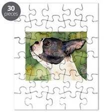 Boston Terrier Giftware Puzzleackage of