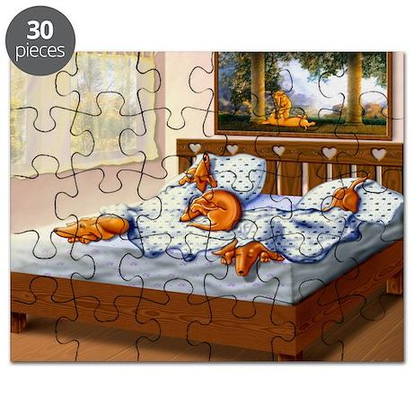 Daylight Dachshunds 1 Puzzle