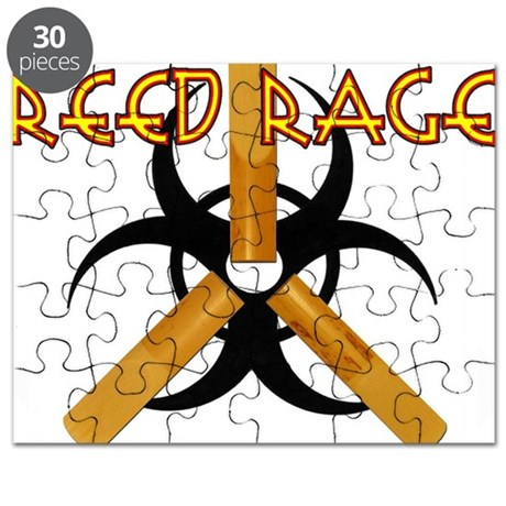 Reed Rage Puzzle