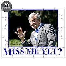 Miss Me Yet? Puzzle