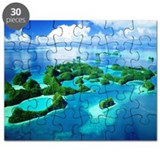 ROCK ISLANDS PALAU Puzzle