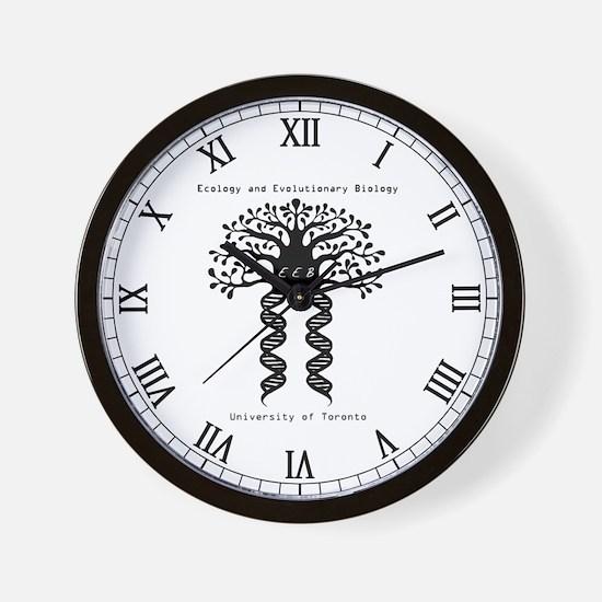 EEB Tree Wall Clock