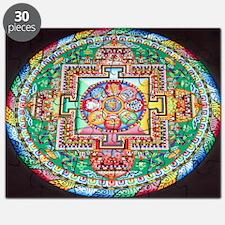 Sand Mandala Puzzle