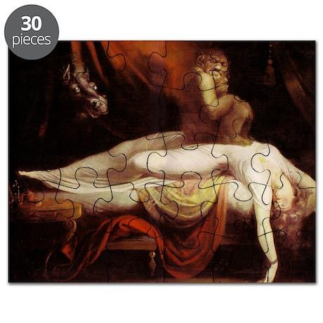 Fuseli - The Nightmare 16x20 Poster