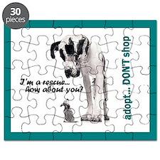 Adopt - DON'T Shop! Puzzle
