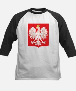 Polish Eagle Red Shield Tee