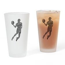 Superstar Baller Drinking Glass