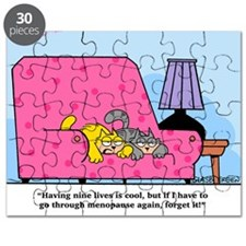 Funny Menopause Puzzle